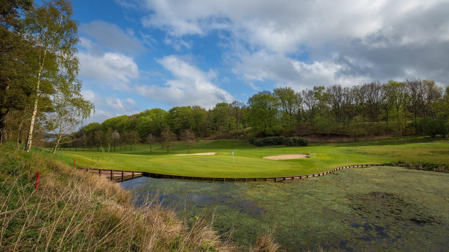 Golf in Denmark