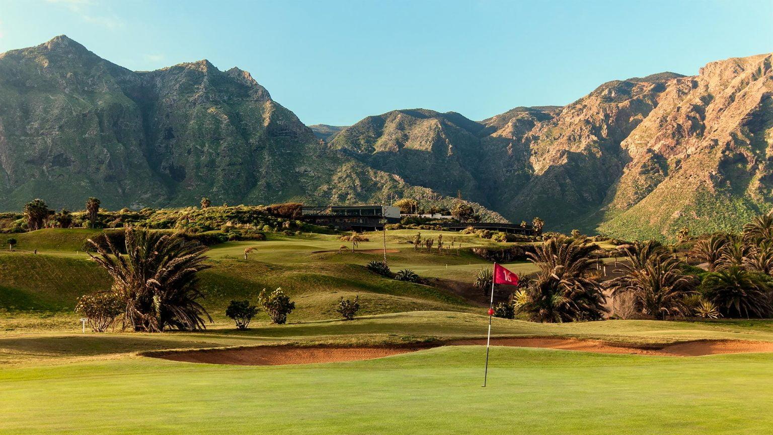 Buena-Vista-Golf, Tenerife, Canary Islands, Spain
