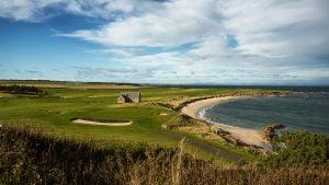 Crail Golfing Society, Balcomie Links, Scotland