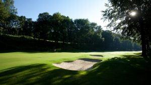 Golf in Flanders, Belgium