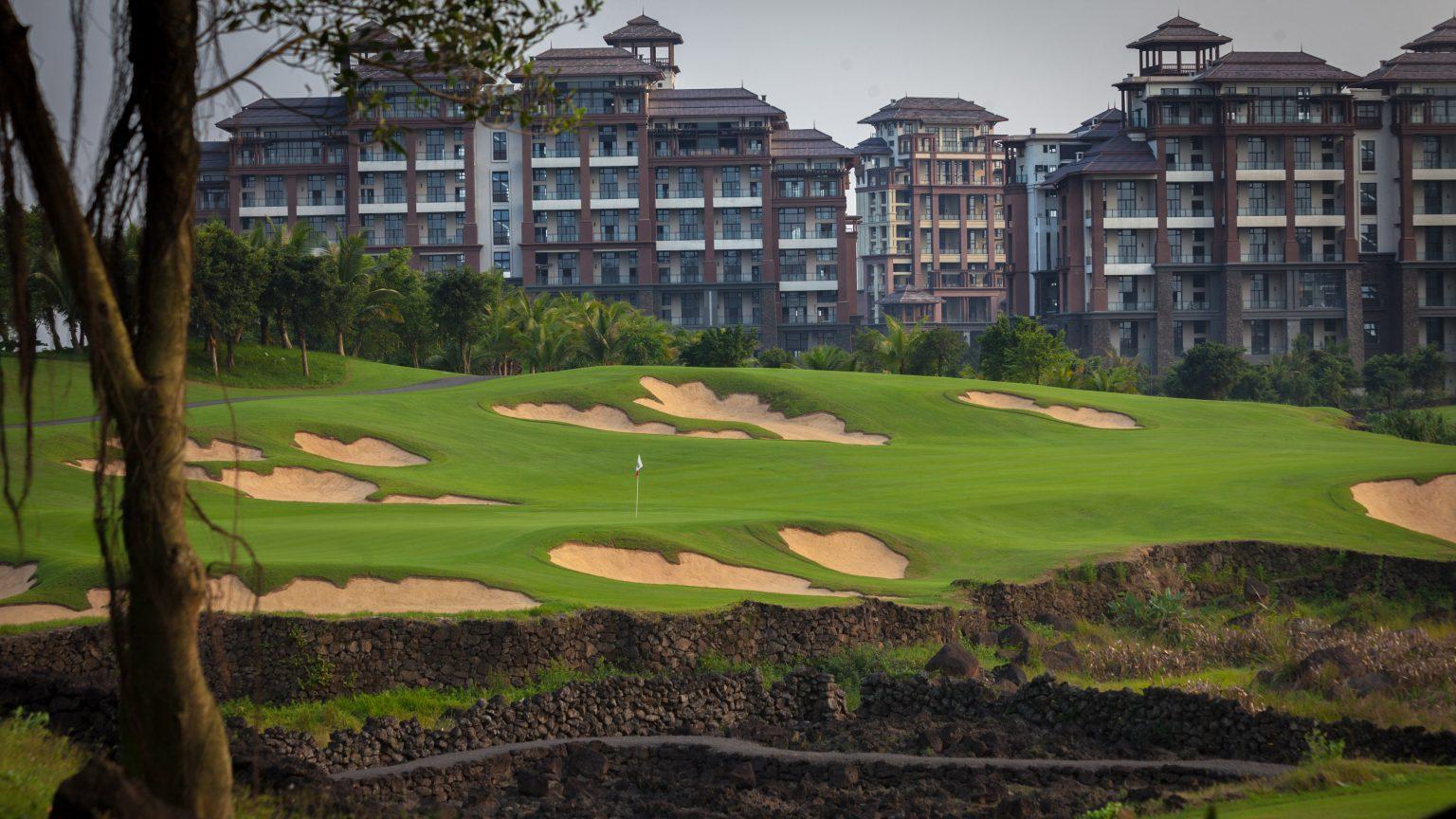 Mission Hills Golf, Haiko Blackstone Course, Hainan, China