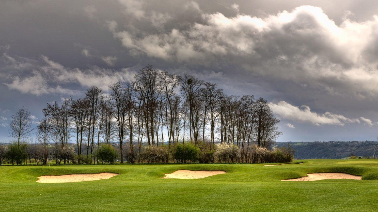 Naxhelet Golf Club, Belgium
