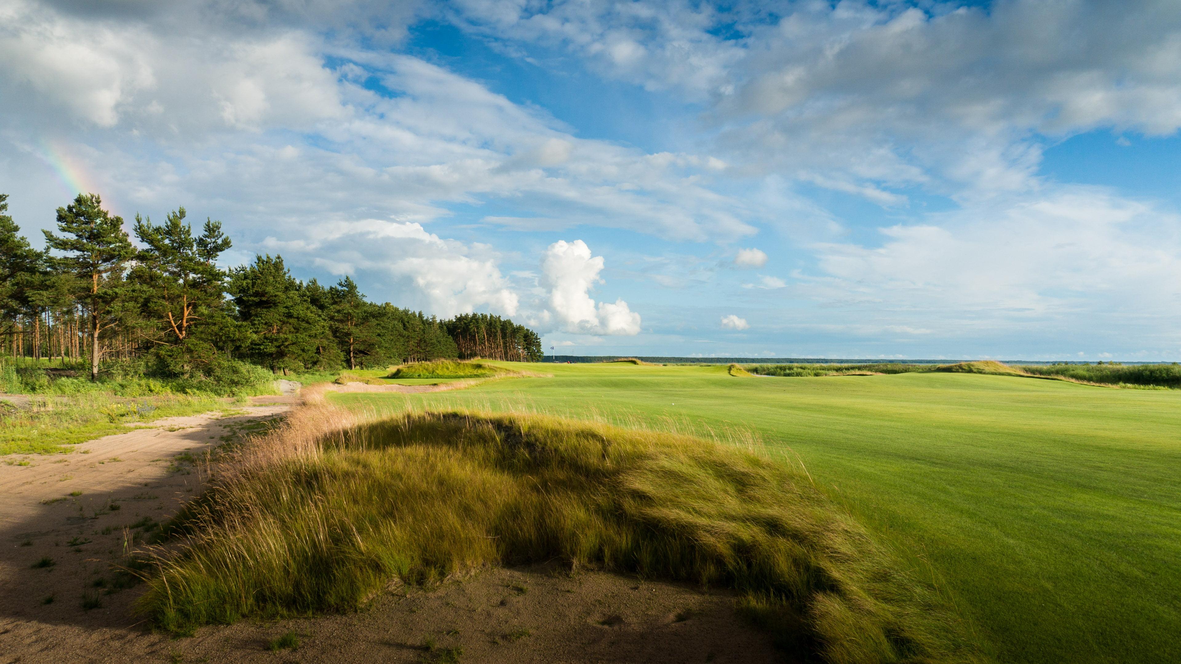 Pärnu Bay Golf Links, Pärnu, Estonia