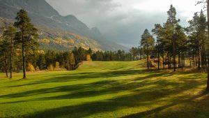 Skjomen Narvik Golfklubb, Norway