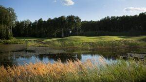The V Golf Club, Vilnius, Lithuania