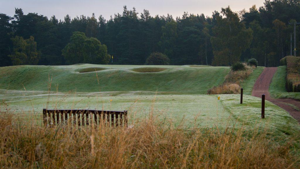 Edzell Golf Club, Scotland