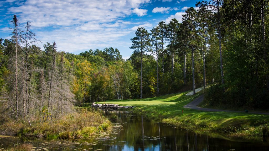 Grand View Lodge, The Pines Course, Minnesota
