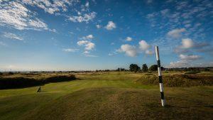 Monifieth Golf Links Medal Course, Scotland
