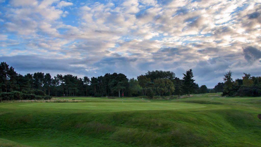 Scotscraig Golf Club, Scotland