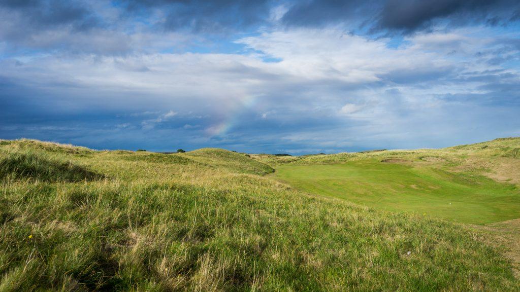Royal Aberdeen Golf Club (Balgownie Links), Aberdeen, Scotland
